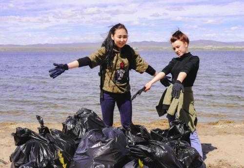 Экологам и студентам предлагают прибраться на Камчатке . Фото: акция #экоДобро