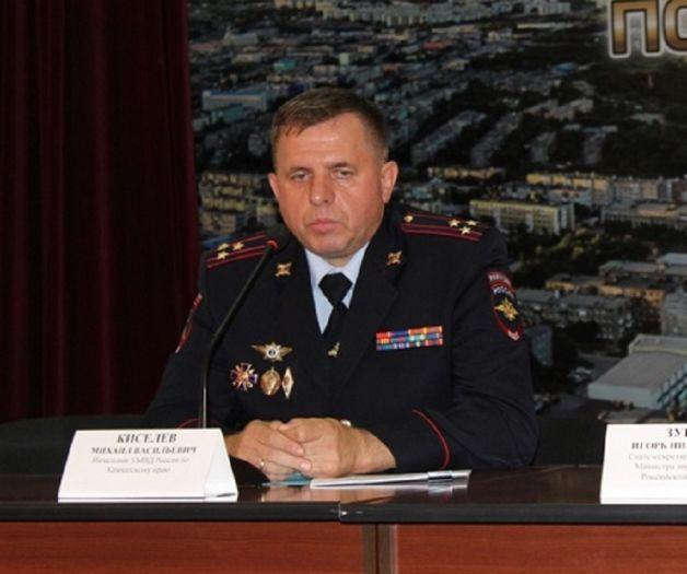 Источник: бывший начальник УМВД Камчатки задержан в Москве