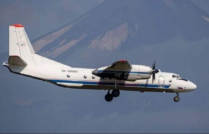 «26085. Палана. Вышка»: Диспетчеры не рекомендовали экипажу АН-26 снижаться в море