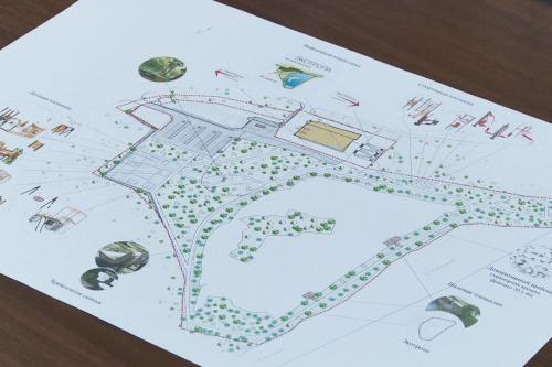 «Зеленый пояс» и экотропа появятся после благоустройства парка вокруг Култучного озера – власти