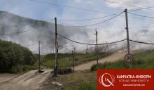 Пожар на крупнейшем мусорном полигоне Камчатки выявил множество нарушений