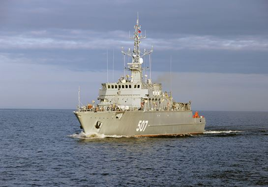 На Камчатке сформирован экипаж противоминного корабля «Петр Ильичев»