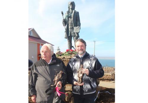 Потомок Беринга просит губернатора Камчатки решить вопрос с установкой скульптуры Стеллера