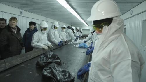 Камчатских заключенных устраивают работать на мусороперерабатывающий завод