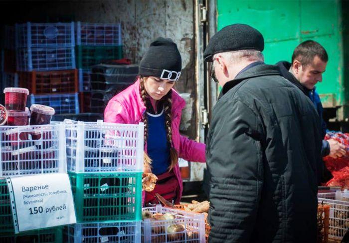 """Молодые камчатцы мечтают быть айтишниками и нефтяниками, а идут в торговлю. Фото: Анастасия Юдаева, РАИ """"Камчатка-Информ"""""""