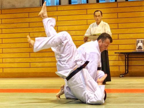 Камчатские айкидоки повысили мастерство в Японии. Фото: Алексей Власов