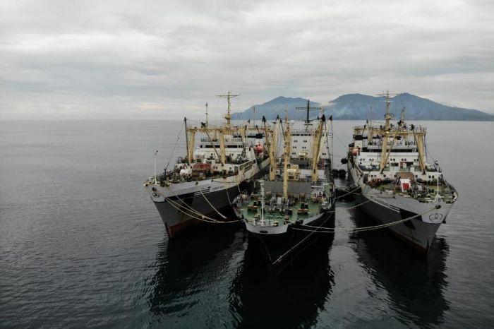 Более 6,5 тысяч камчатских рыбаков и пограничников проголосуют в море досрочно