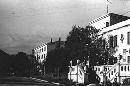 В центре камчатской столицы снесут еще одно историческое здание. Фото из открытых источников в интернете. Автор неизвестен