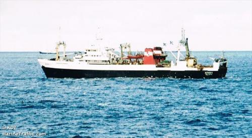 Капитана сахалинского траулера на Камчатке оштрафовали на полмиллиона рублей за вылов молоди минтая