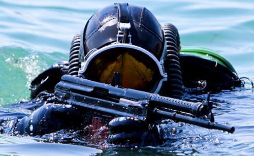 На Камчатке боевые пловцы спецназа ТОФ уничтожили диверсантов условного противника