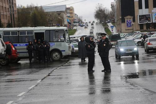 На Камчатке митингующих не подпустят ближе чем на 250 м к зданию краевого правительства