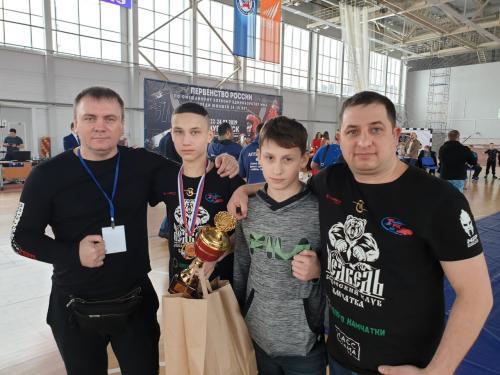 Камчатский боец ММА Марат Рахманов стал победителем первенства России. Фото Ивана Бычкова