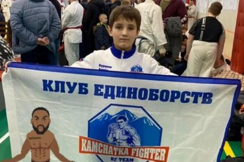 Камчатский боец стал победителем первенства Дальнего Востока по АРБ (Фото)