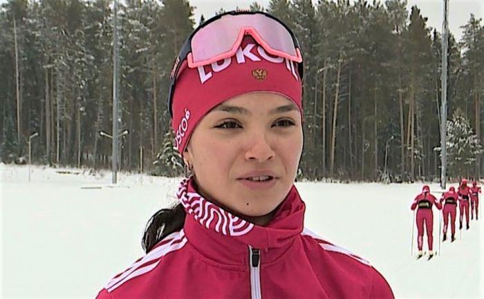 Вероника Степанова завоевала золото первенства мира по лыжным гонкам