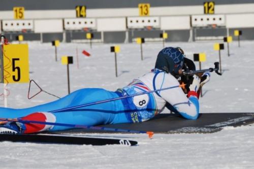 Команда камчатских биатлонистов победила на домашнем первенстве Дальнего Востока. Фото: kamsport.ru