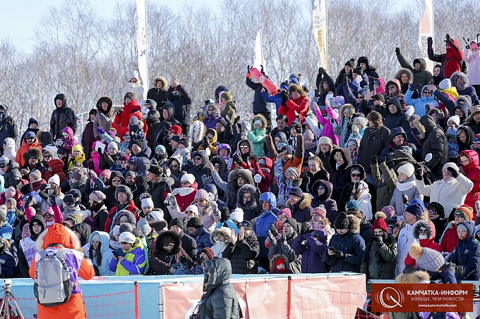 Первые пять мест на камчатской гонке-прологе «Берингия» взяли женщины-каюры