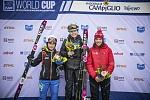 Екатерина Осичкина завершила мировой кубковый сезон тремя победами.